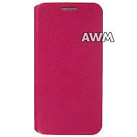 Чехол книжка для Samsung Galaxy S6 (G920F) розовый