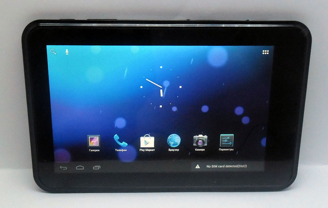 GPS планшеты, навигаторы на Android!