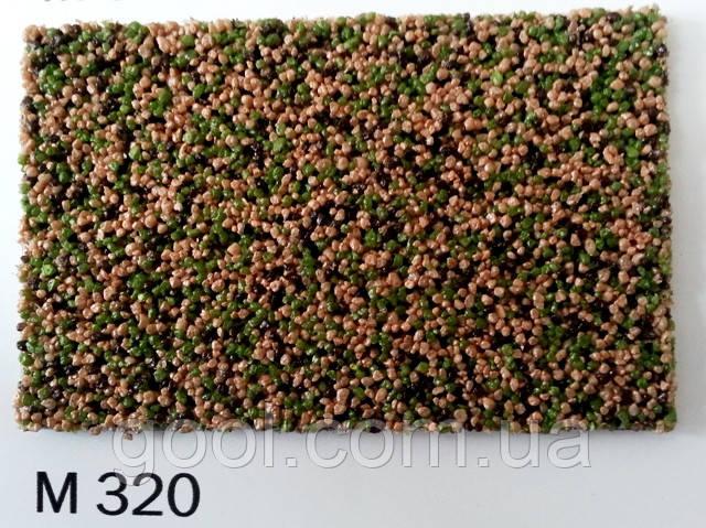 Штукатурка мозаичная фасадная Баумит Мозаик Топ цвет М 320 ведро 25 кг