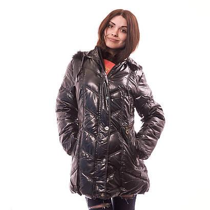 Куртка подросток GB-14272 чер
