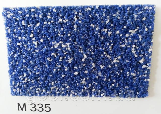 Штукатурка мозаичная фасадная Баумит Мозаик Топ цвет М 335 ведро 25 кг