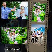 Свадебная фотокнига в Алуште, Ялте и Симферополе