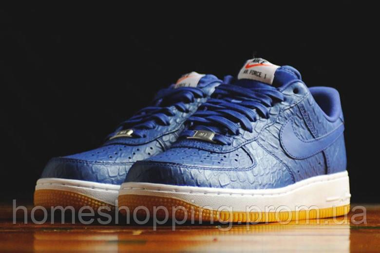 036da062 Мужские кроссовки Nike air force 1 Low 07LV8 синие - Homeshopping в Харькове