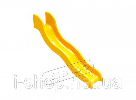 Горка стеклопластиковая KIDIGO™ Волна h-1,5 м SPU0415