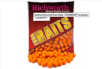 "Бойлы Richworth Euro Baits ""CRANBERRY""(клюква)"