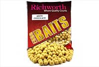"Бойлы Richworth Euro Baits ""WHITE CHOCOLATE""(белый шоколад)"