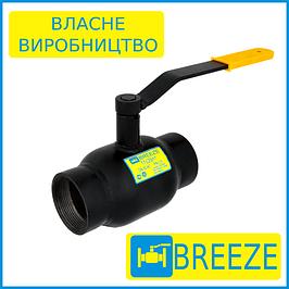 Кран наровый стальной 11с39п1 Ду15-80 (стандартнопроходной) вода, газ, нефтепродукты
