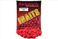 "Бойлы Richworth Euro Baits ""STRAWBERRY JAM""(клубничный джем)"