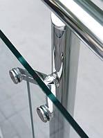 Стойка крепления для стеклянного ограждения