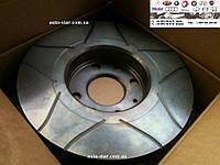 """Диск тормозной передний Lanos(Ланос)(перфорированный) 14"""" BREMBO MAX 09.5148.76"""