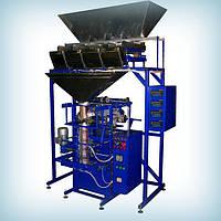 Автомат фасовочно-упаковочный с весовым дозатором AF45V1-4