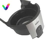Держатель фильтра-терки для соковыжималки Braun J300, J500 код 81345932