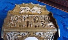 Хлебница подарочная из дерева, фото 3