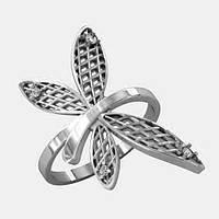 Кольцо серебряное Стрекоза КЦ-1057