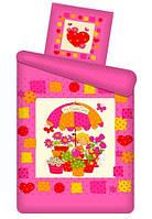 Постельное белье Цветочный магазин