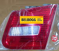 Фонарь задний правый внутренний в крышку багажника MG 350 Morris Garages, МГ 350 Морис Гараж