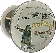Леска SUPER STRONG Wizard 0,30 mm 600 м