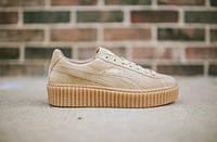 Мужские кроссовки Puma x Rihanna Suede Creepers