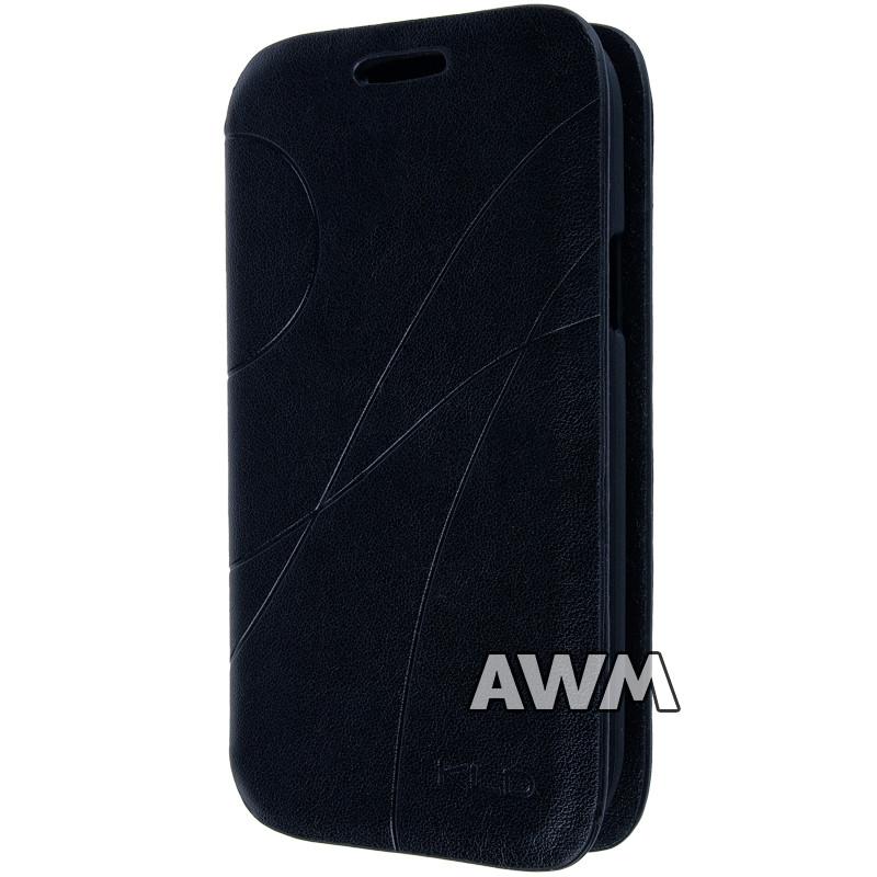 Чехол-книжка Oscar II для Samsung Galaxy Trend (S7390) черный