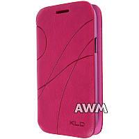Чехол-книжка ОСКАР Samsung s7390 (розовый)
