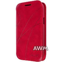 Чехол-книжка Oscar II для Samsung Galaxy Trend (S7390) красный