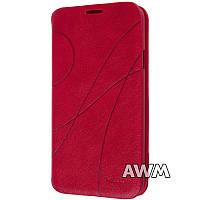 Чехол-книжка Oscar II для Samsung Galaxy S5 (G900h) красный