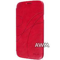 Чехол-книжка Oscar II для Samsung Galaxy Mega (I9150) красный