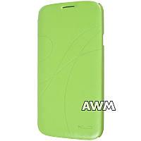 Чехол-книжка Oscar II для Samsung Galaxy Mega (I9150) зелёный