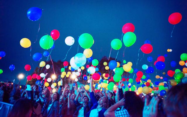 шары с подсветкой