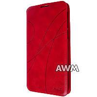 Чехол-книжка Oscar II для Lenovo S939 красный