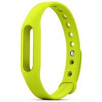 Ремешок для фитнес трекера Xiaomi Mi Band (Lime)