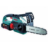 Электрическая цепная пила Bosch AKE 30 LI, 0600837100, фото 1