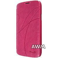 Чехол-книжка Oscar II для Samsung Galaxy S4 Active (I9295) розовый