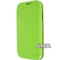 Чехол-книжка Oscar II для Samsung Galaxy S4 (I9500) зелёный