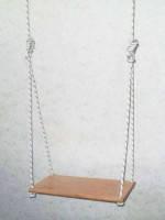Мотузкові гойдалки для дорослих