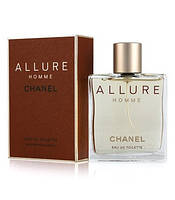 Туалетная вода Chanel Allure Homme 100 ml. тестер