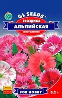 Семена гвоздика Альпийская многолетняя 0,2 г