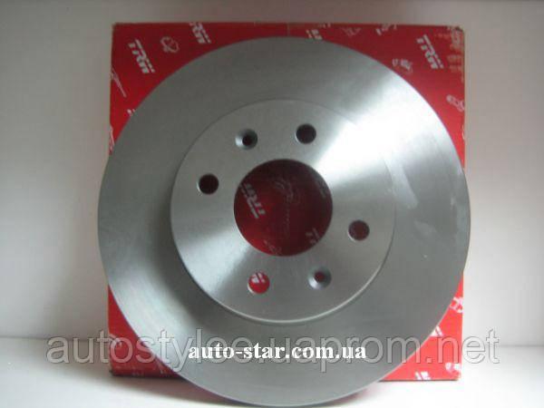 Тормозной диск передний HYUNDAI ACCENT III (MC),i20 (2008-), пр-во WOKING D61023.10