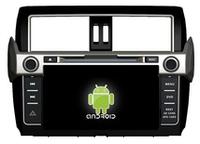"""Автомобильный DVD-плеер 9 """" GPS навигация для Toyota Prado 150 2014 с GPS"""