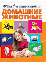Детская книга Александра Смирнова: Домашние животные