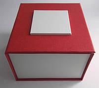 Подарочный футляр для часов красный