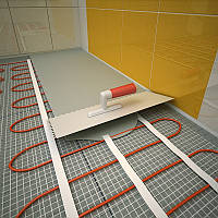Ультратонкий нагреватель мат Fenix CM-150W/m² 3,0m² для монтажа в плиточный клей
