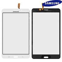 Сенсорный экран (touchscreen) для Samsung Galaxy Tab 4 7.0 T230 / T231 / T235, 3G, белый, оригинал