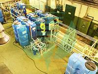 Очистка цианидсодержащих сточных вод безреагентным способом