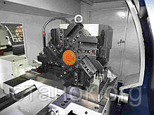 Zenitech WL 380 - 750 Токарный станок с ЧПУ по металлу Siemens 88 D зенитек вл 360 CNC, фото 3