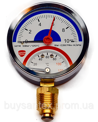 Термоманометр, фото 2