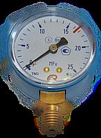 Манометр МП-50  25 МПа (кислород) 250 атм