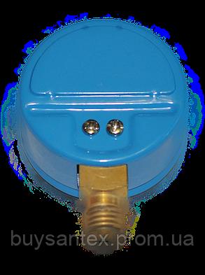 Манометр МП-50  25 МПа (кислород) 250 атм, фото 2