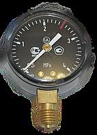 Манометр МП-50 4,0МПа С2H2 (ацетилен) 40 атм