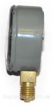 Манометр МП-50 4,0МПа С2H2 (ацетилен) 40 атм, фото 2